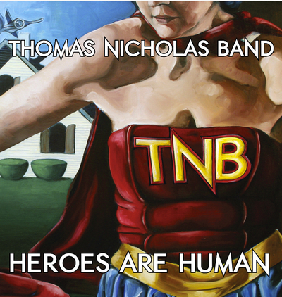 Heroes are human (cd)