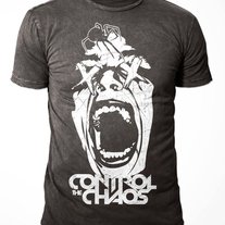 "Control the Chaos ""Screamer"" T-Shirt"