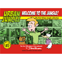 Welcome to the Jungle: Urtban Jungle Vol 1