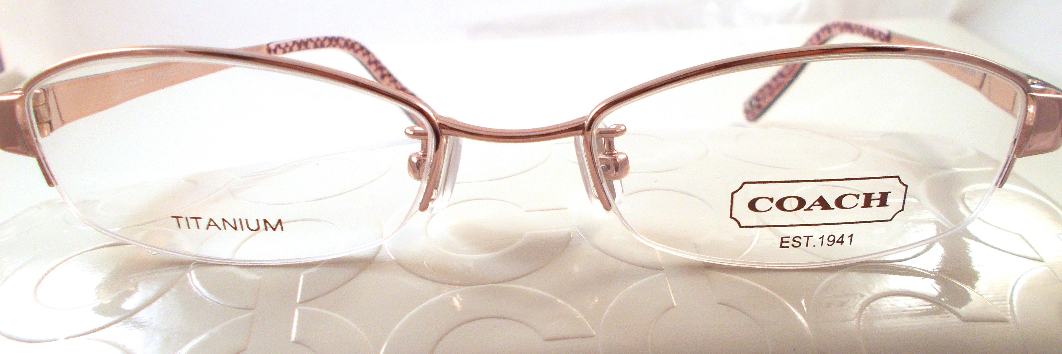 Coach Ladies Eyeglass Frames : Coach Womens Virginia (489f) Eyewear on Storenvy
