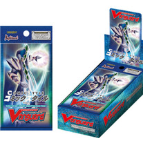 Cardfight Vanguard Extra Booster Box Comic Style EB01