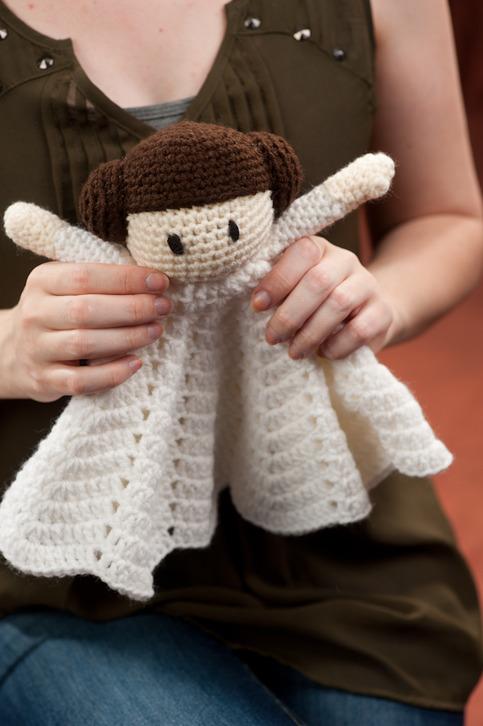 Crochet Doll Bedding