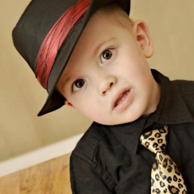 75Шляпа  для мальчика фото