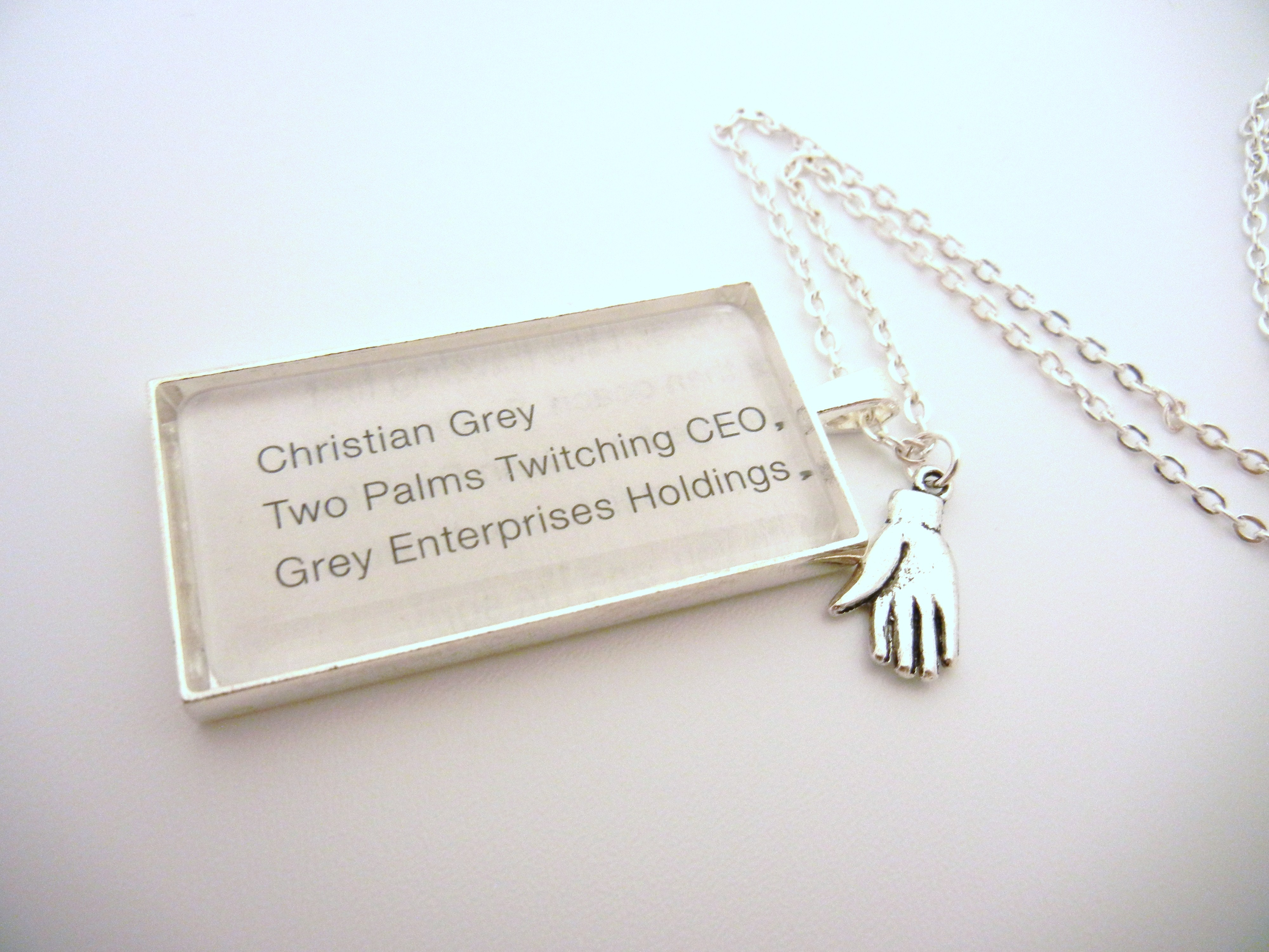 50 shades of grey two palms twitching necklace literature and 50 shades of grey two palms twitching necklace thumbnail mozeypictures Choice Image