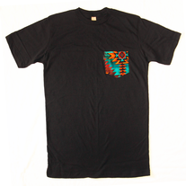 Black Aztec Pocket medium photo