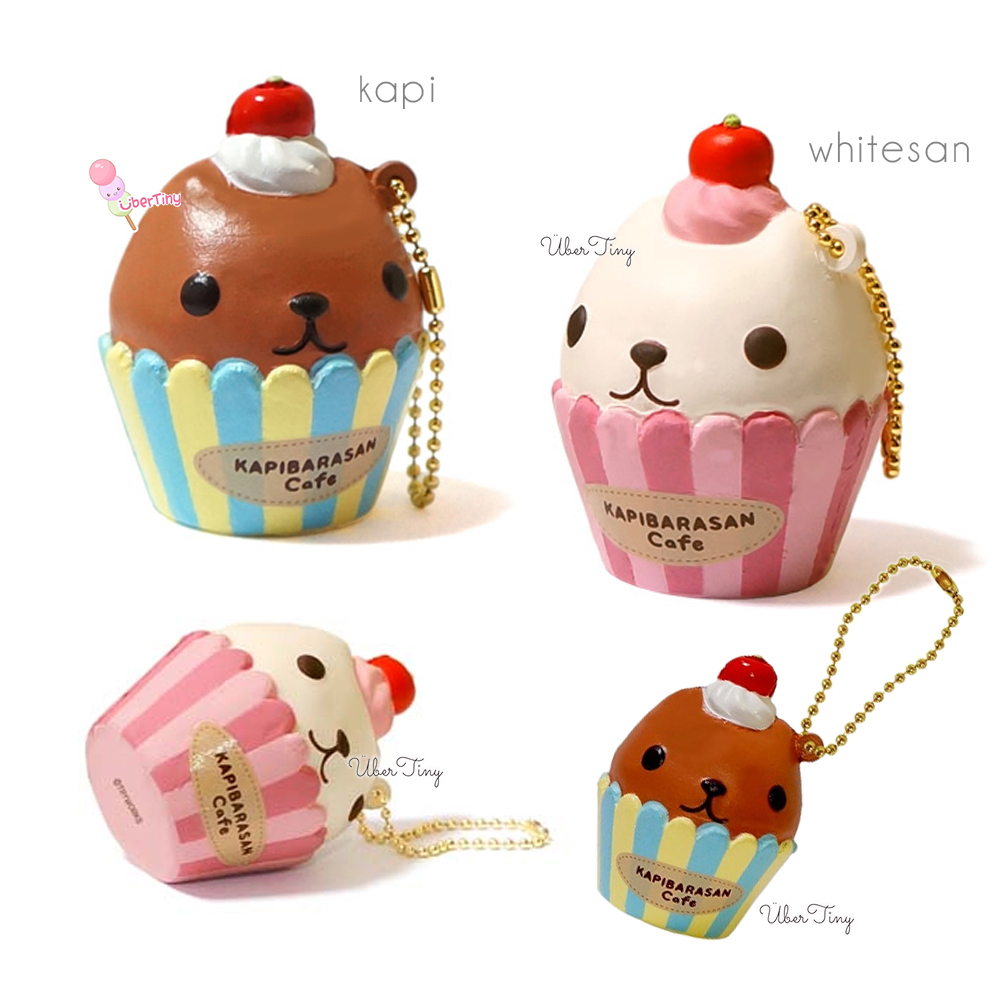 Squishy Cupcake : Kapi Cafe Cupcake Squishy (licensed) ? Uber Tiny ? Online Store Powered by Storenvy