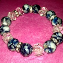 Icy Blues Bracelet