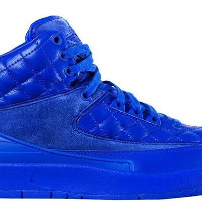 Jordan 2 just don blue 717170-405