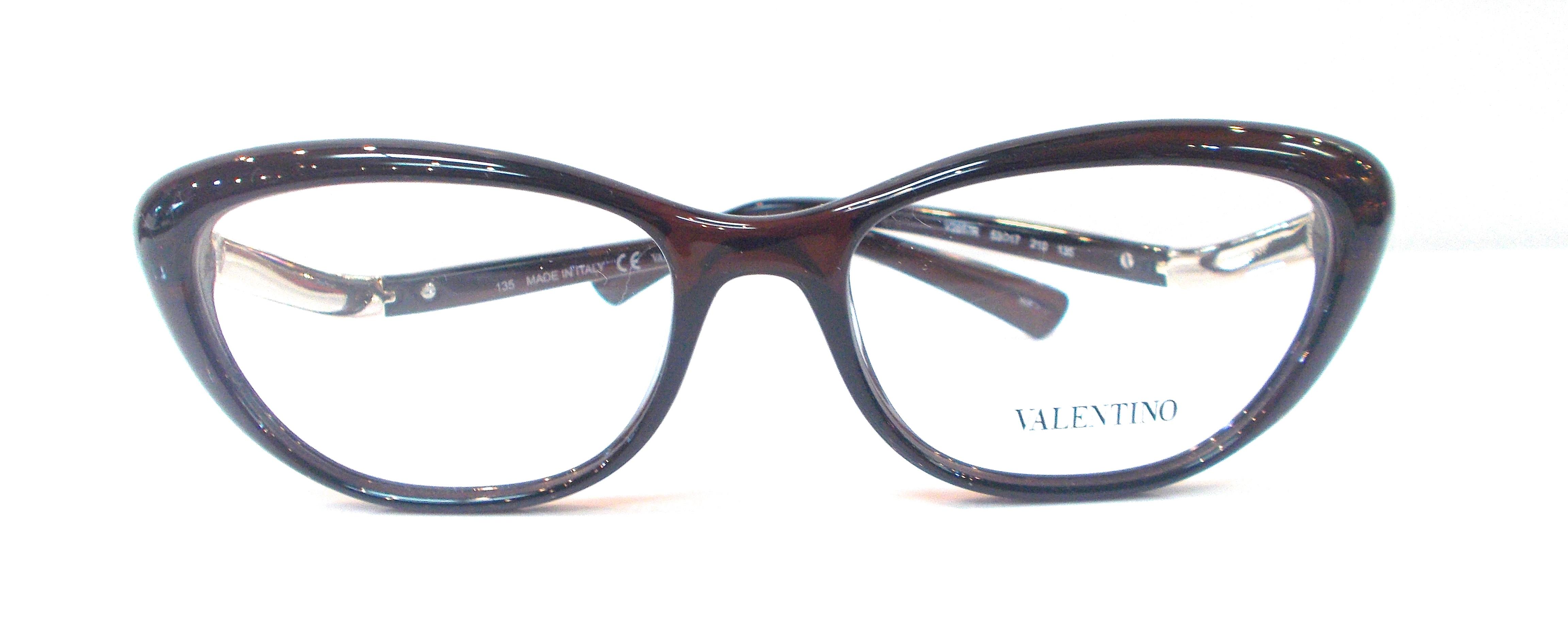 H&S Optical | VALENTINO Women\'s Italian Eyewear V2657R Swarovski ...