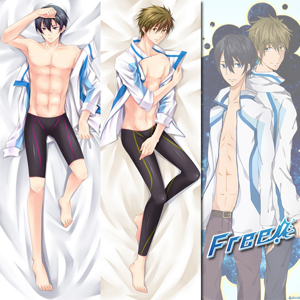 case bedding cool kagami anime male cover cheap pillow taiga hugging japan decorative body dakimakura product