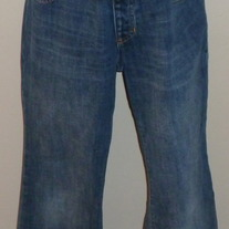 Denim Jeans-Gap Maternity Size 10 Regular  04118