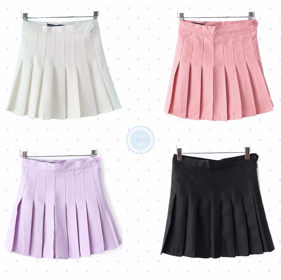 Pleated Tennis Skirt · Pocket Tokyo · Online Store Powered by Storenvy