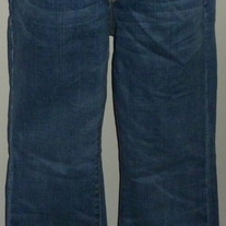 Denim Jeans-Gap Maternity City Fit Stretch Size 6 Regular  04127