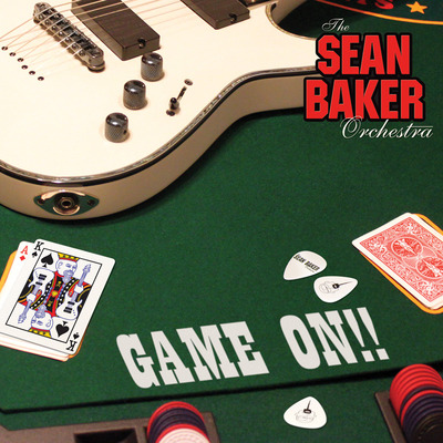 The sean baker orchestra-game on!! cd