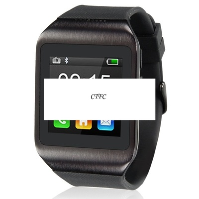 Wi-watch m5 1.54 inch capacitive touch screen watchproof smart watch cell phone