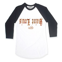 Saint Louis HuSTLe - 3 Qtr Sleeve