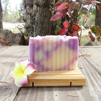 Sweet Plumeria Vegan Soap