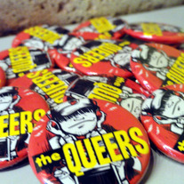 "THE QUEERS ""Button"""
