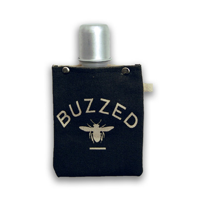 Buzzed flask