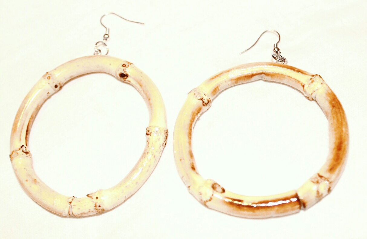 bamboo earrings 183 pollypop boutique 183 store powered