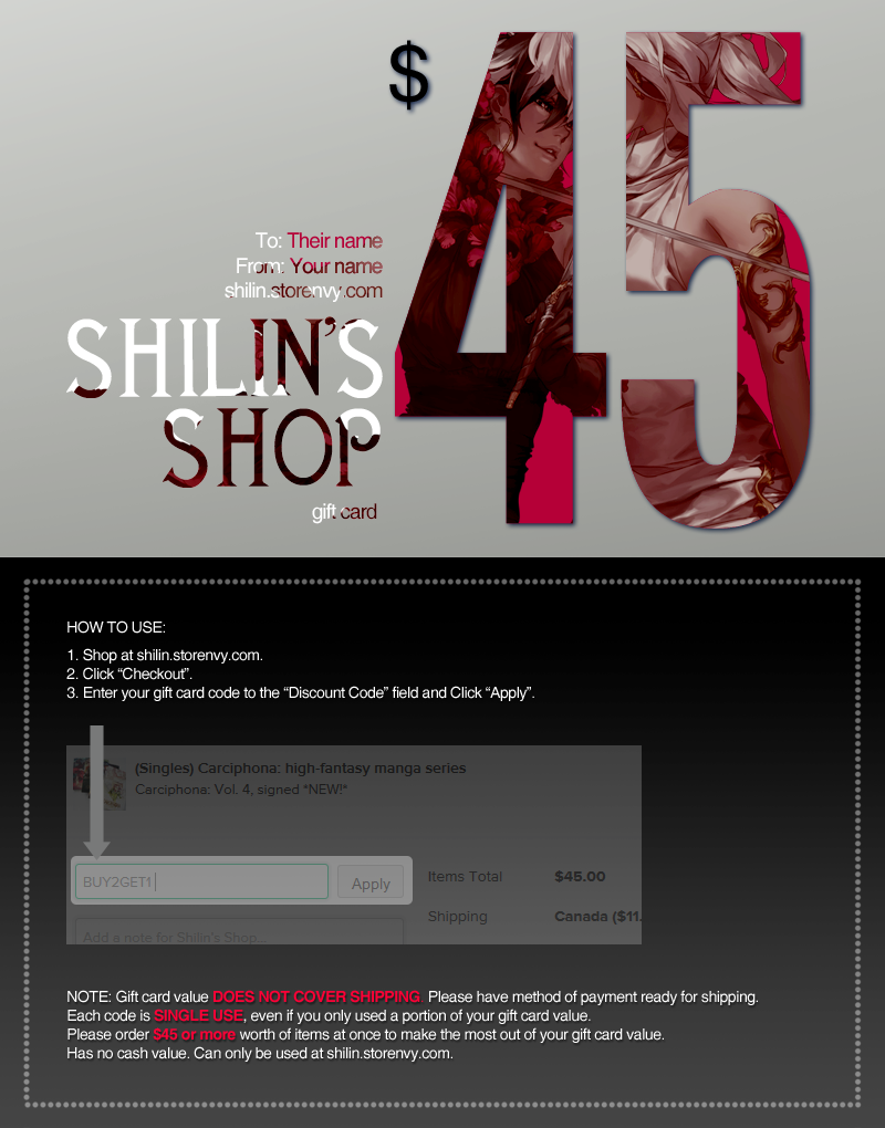Personalized gift cards shilin 39 s shop online store for Unique gift shops online