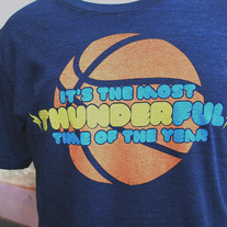 Thunderful OKC T-shirt