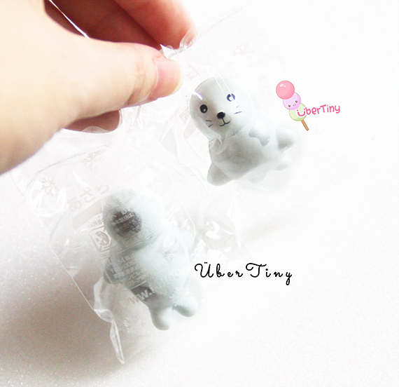Squishy Collection Bloom : i-bloom Mini Seal Squishy (licensed) ? Uber Tiny ? Online Store Powered by Storenvy