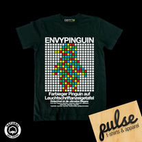 Envy Pinguin 100% Cotton