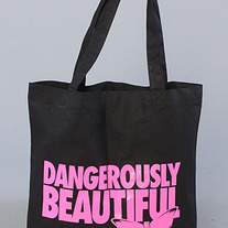 The Dangerously Beautiful Tote