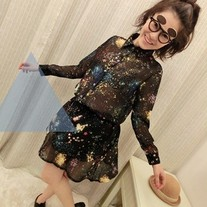 Vestido Galaxia / Galaxy Dress 2WH281
