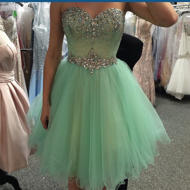 Homecoming dress,Custom prom dress,A Line prom dress,Sweetheart prom ...