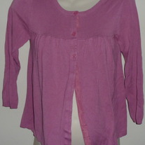 Pink Sweater/Cardigan-New Additions Maternity Size Small CL413