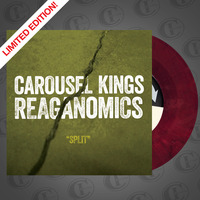 "CAROUSEL KINGS / REAGANOMICS split 7"" [limited] - Thumbnail 1"