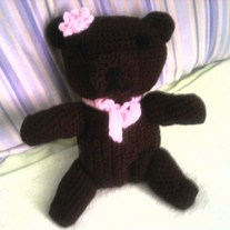 Simple SC Teddy Bear