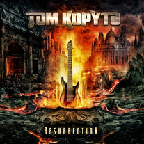 TOM KOPYTO-RESURRECTION CD