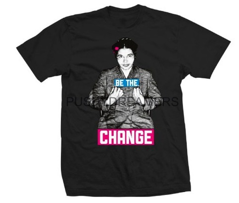 "Rosa ""Be The Change"
