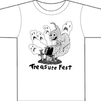 Treasure Fest III Ticket + Shirt