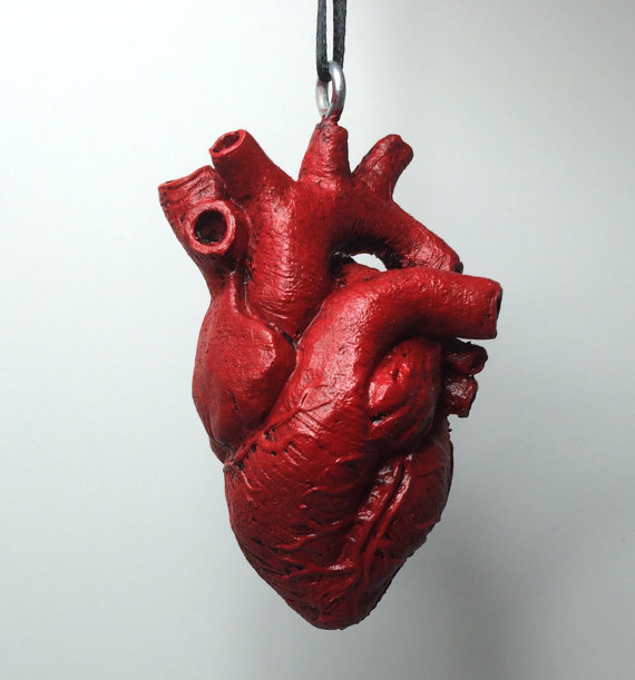 Anatomical Heart Ornament Lesquelet Online Store Powered By