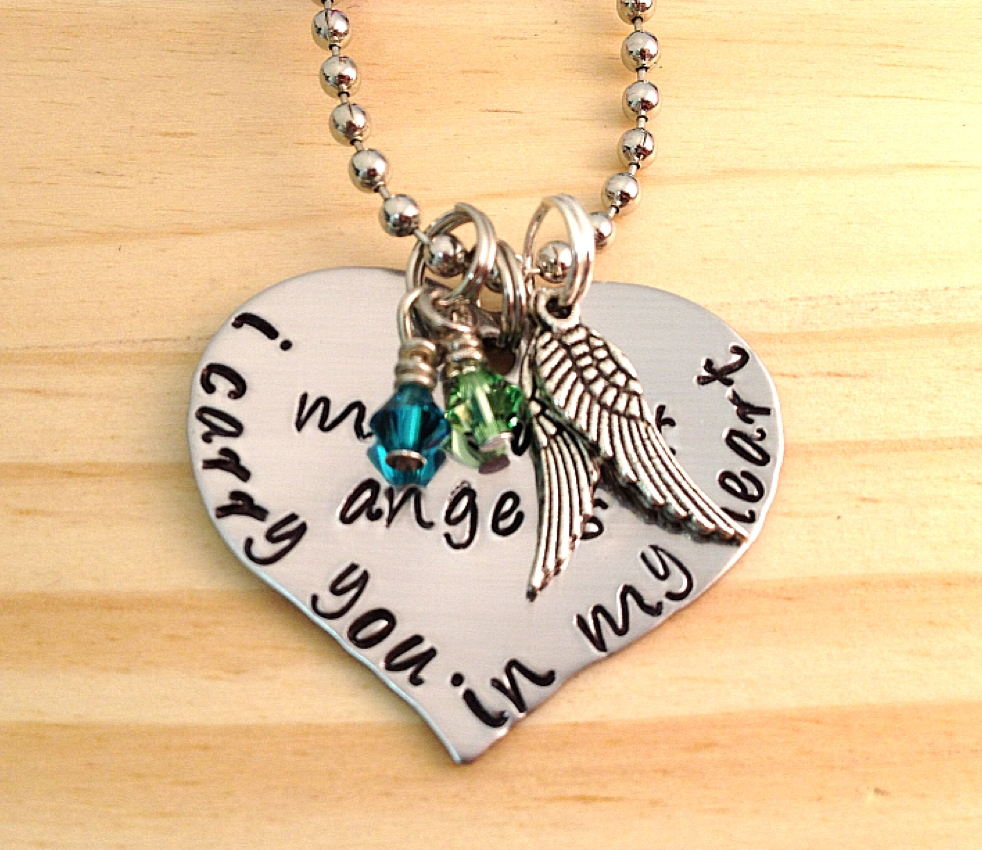 stillbirth of gift child necklace miscarriage loss in stillborn memory listing il bracelet baby a fullxfull sympathy urn