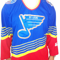 St. Louis Blues Starter Hockey Jersey