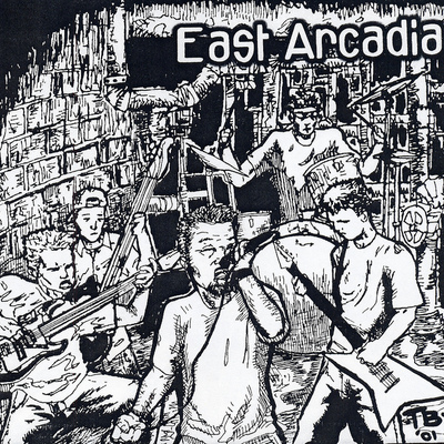 East arcadia debut 7″ test pressings (limited to 2) - Thumbnail 5