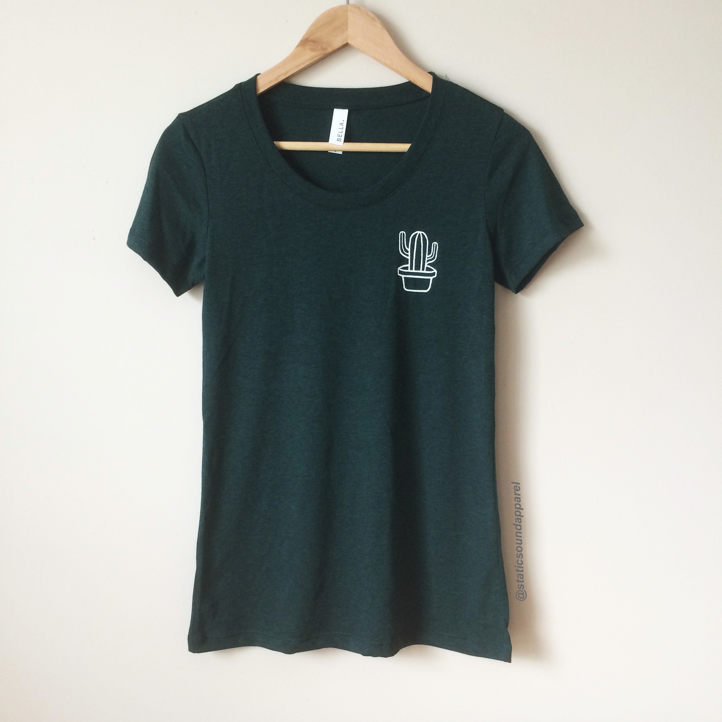 Cactus Forest T-Shirt - Thumbnail 1