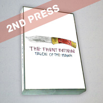 2nd Press: The Front Bottoms - Talon of the Hawk (Ltd. 100)