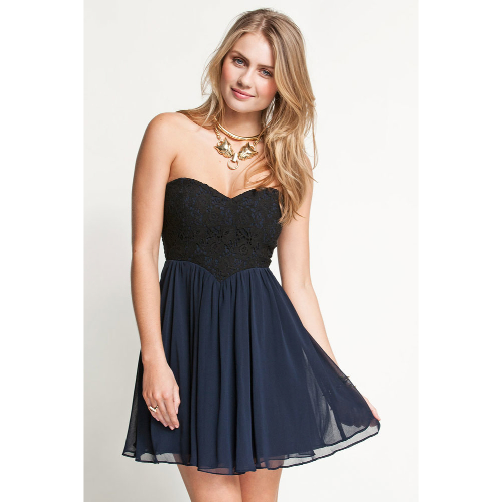 sweethear dress