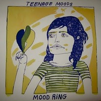 TEENAGE MOODS - 'MOOD RING' LP (COLOR VINYL)