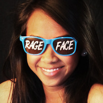 Rage Face Shades