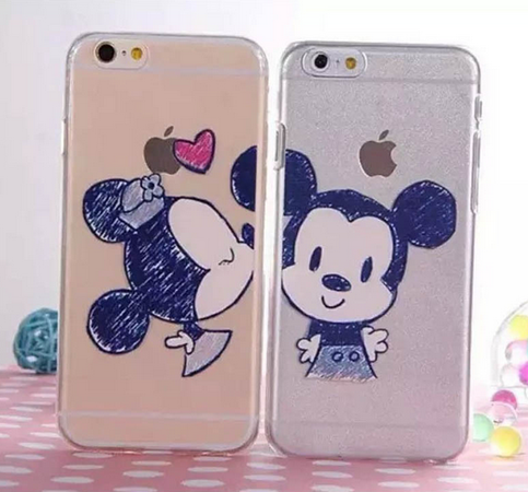 Mickey mouse earphones for iphone - iphone 6 earphones