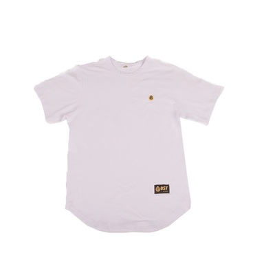 Bst short sleeve jersey tee (white)