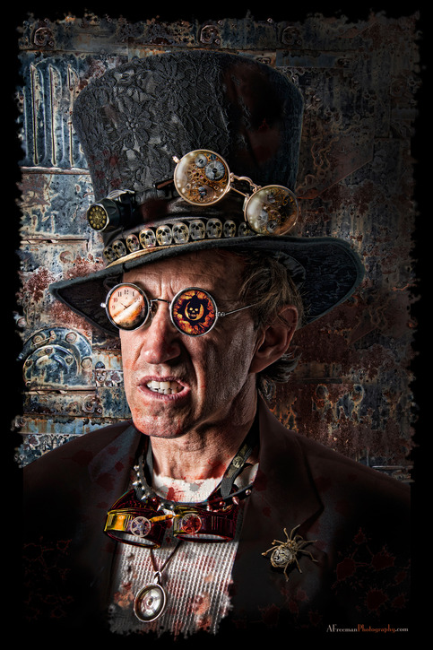 Dr Peepers Portrait Edition 18 X 24 Poster On Storenvy