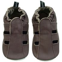 Tommy Tickle Chocolate Brown Sandals